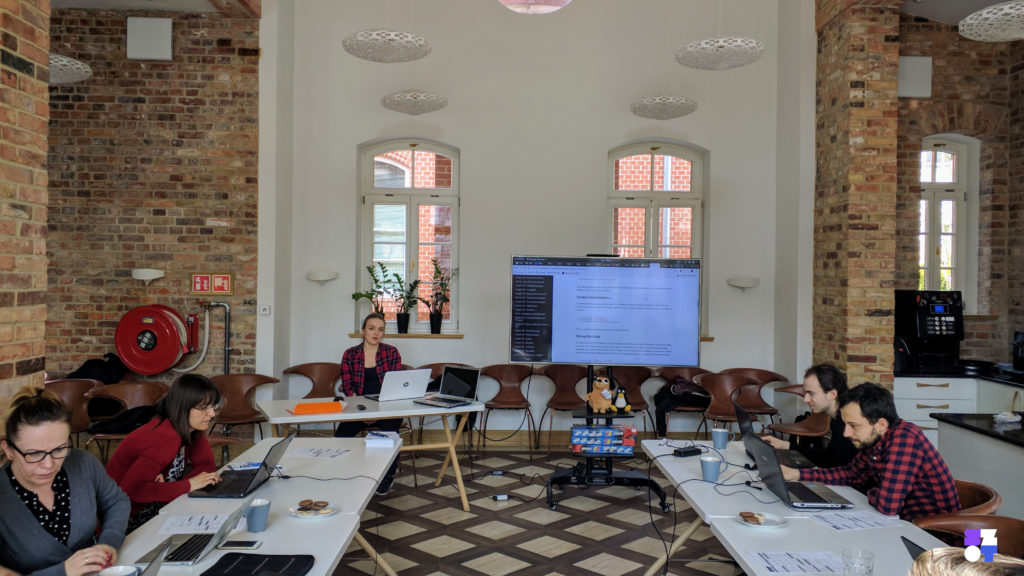Maria Preyzner - szkolenie z podstaw Pythona